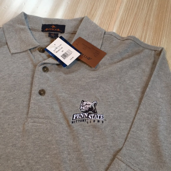 Antigua Other - NWT Penn State Nittany Lions Antigua polo